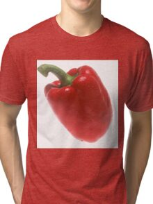 Red Pepper  Tri-blend T-Shirt