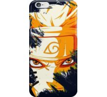 Naru! iPhone Case/Skin