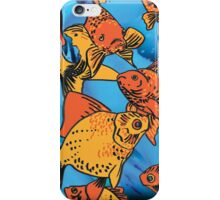 Goldfish iPhone Case/Skin