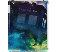 Tardis in Time & Space iPad Case/Skin