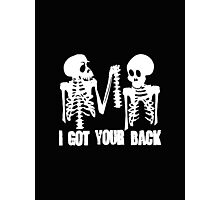 I Got Your Back Photographic Print