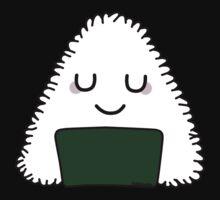 Sleeping onigiri - Japanese food collection One Piece - Short Sleeve