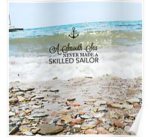 Skilled Sailors Poster