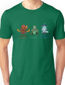 DotA 2 Pokemon Unisex T-Shirt