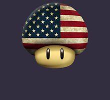 USA Mario's mushroom Unisex T-Shirt