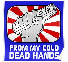 From my cold dead hands Poster