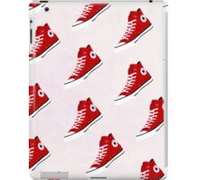 Tenth doctor shoe iPad Case/Skin