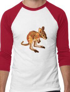 Kangaroo Joey Men's Baseball ¾ T-Shirt