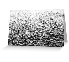 East Coast Waters Greeting Card