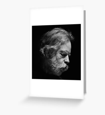 Bob Weir of the Grateful Dead Greeting Card