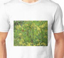 Spread of yellow Unisex T-Shirt