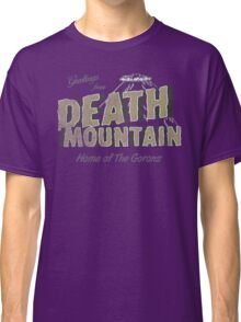 Greetings from Death Mountain Classic T-Shirt
