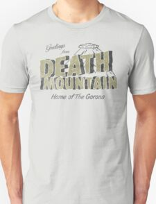 Greetings from Death Mountain T-Shirt
