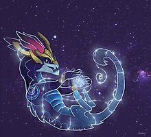 Aurelion Yarn Photographic Print