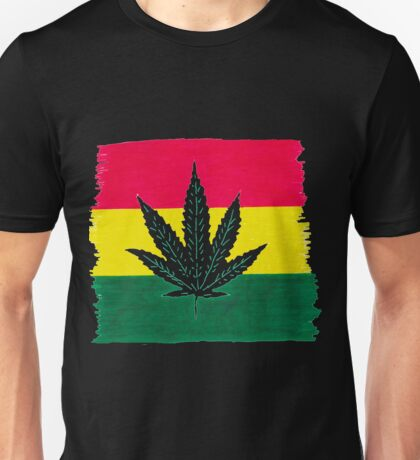 Ganja Unisex T-Shirt