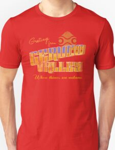 Greetings from Gerudo Valley T-Shirt