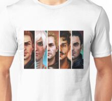 bioware boys + cullen Unisex T-Shirt