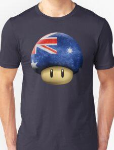 Australia Mario's mushroom T-Shirt