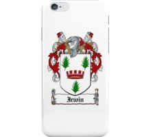 Irwin (Fermanagh) iPhone Case/Skin