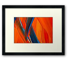 A light breeze Framed Print