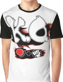 Knock Out Hadoken Graphic T-Shirt