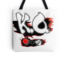Knock Out Hadoken Tote Bag
