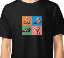 excitebike cover art Classic T-Shirt