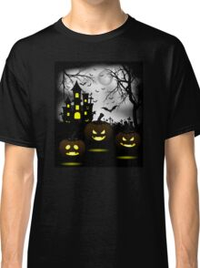 Hallowen Pumpkin Classic T-Shirt