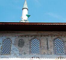 Sarena Dzamija Mosque by jojobob