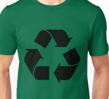 Recycle - Go Green Unisex T-Shirt