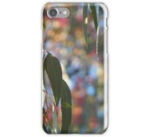 Australian Eucalypt iPhone Case/Skin