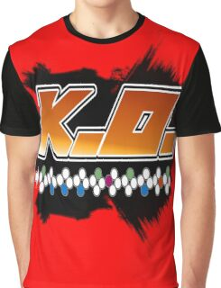 Knock Out 10 Hit Combo Graphic T-Shirt