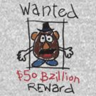 Wanted by rebeccaariel