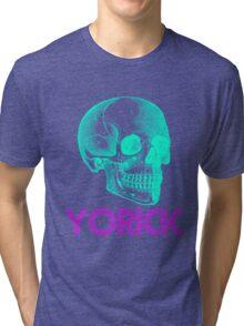 Yorick - neon Tri-blend T-Shirt