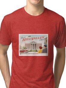 Hillvalley  Tri-blend T-Shirt
