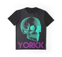 Yorick - neon Graphic T-Shirt