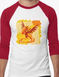 Sun Colours Men's Baseball ¾ T-Shirt