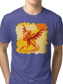 Sun Colours Tri-blend T-Shirt