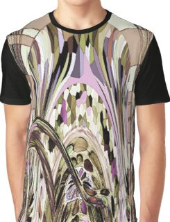 Earth Dance Abstract Art Graphic T-Shirt