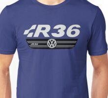 VW R36 Passat Unisex T-Shirt