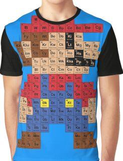 Periodic Mario Table Graphic T-Shirt