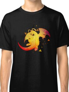 The Dragonite Tee Evolution Dragon Pokemon T-Shirt Classic T-Shirt