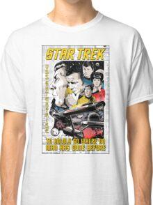 Star Trek USS Enterprise Classic T-Shirt