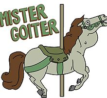 Mr. Goiter by bookishkate