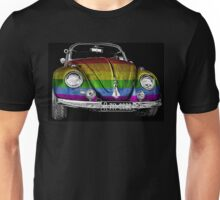 VW Beetle LGBT Unisex T-Shirt