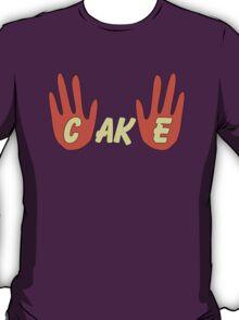 Cake (Cartoon Style) T-Shirt