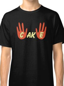 Cake (Cartoon Style) Classic T-Shirt