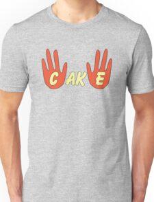 Cake (Cartoon Style) Unisex T-Shirt