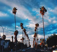 Not Santa Monica. Koreatown  by Santamariaa