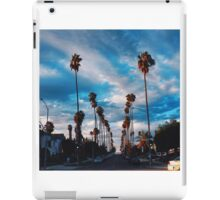 Not Santa Monica. Koreatown  iPad Case/Skin